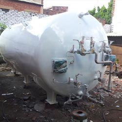 CO2 Storage And Cryogenic Tank