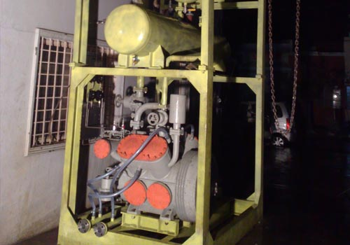 Industrial Liquefaction System For Ammonia