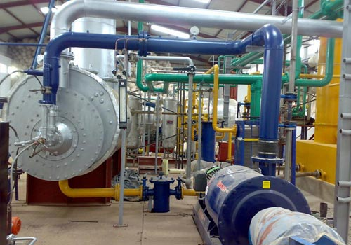 Natural Gas Based Carbon Di-Oxide Production Plant