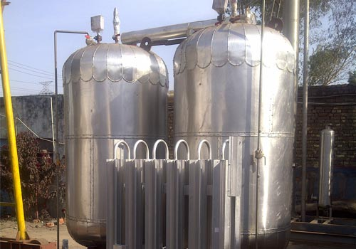 CO2 Storage And Cryogenic Tank, Portable CO2 Tanks