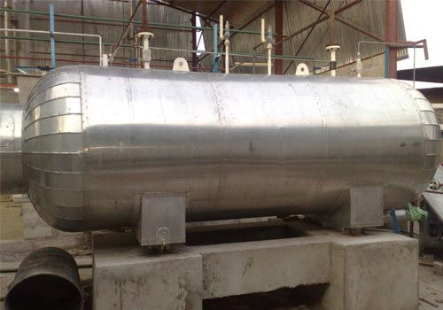 CO2 Storage And Cryogenic Tank, PUF Insulated CO2 Tanks